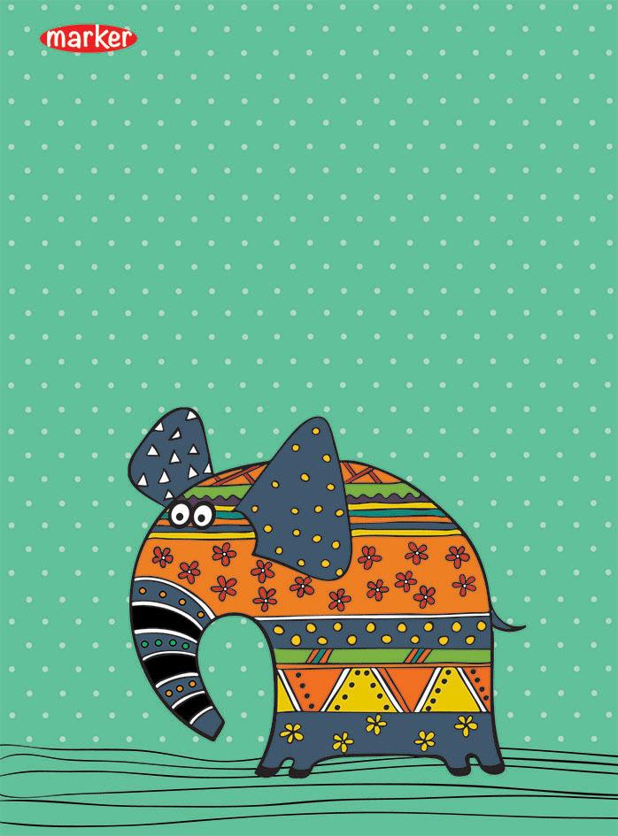 Marker Записная книжка Flolar Pets Слон 40 листов в клеткуPP-301Записная книжка Marker Flolar Pets: Слон подойдет для различных работ нетолько студенту и школьнику, но и для личных записей любому современномучеловеку. Обложка выполнена из плотного картона с оригинальным авторскимрисунком в виде слона. Внутренний блок состоит из 40 листов в клеткуформата А6. Уникальная технология крепления - прошивка шелковой нитью по сгибу изделия -это отдельный эффектный элемент дизайна и повышенная прочность и удобствов использовании. Страницы с закругленными углами.