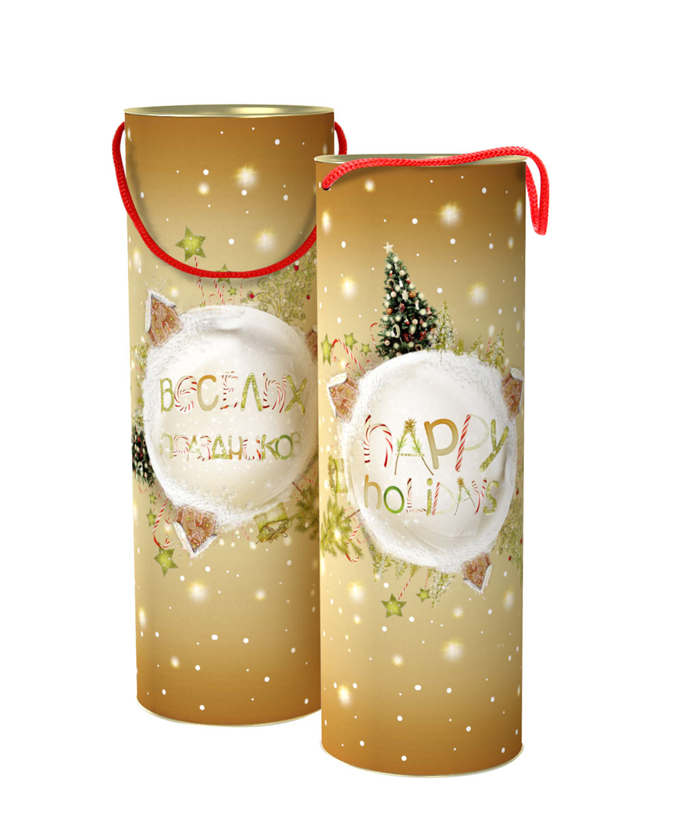 Тубус праздничный Правила Успеха Сахарный праздник, 12 х 35 см4610009211350Подарочный тубус Правила Успеха прекрасно подходит в качестве подарочной упаковки для алкоголя и многого другого. Красивый дизайн привлекает внимание, кроме того, он универсальный, поэтому тубус подойдет в качестве подарочной упаковки как для женщин, так и для мужчин. Подарок, преподнесенный в оригинальной упаковке, всегда будет самым эффектным и запоминающимся. Окружите близких людей вниманием и заботой, вручив презент в нарядном, праздничном оформлении.