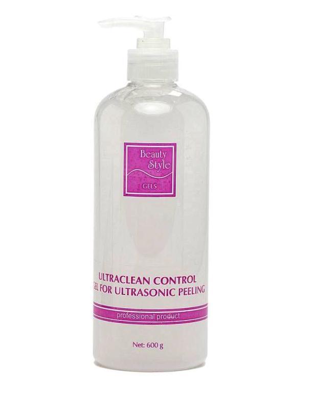 Beauty Style Гель активный Ультраклин контроль, 600 млFS-00897Гель для эффективной очистки жирной, смешанной и нормальной кожи. Специально разработанный для проведения ультразвукового пилинга способствует максимально эффективному и деликатному очищению кожи ультразвуком. Активные компоненты: бикарбонат соды, АНА комплекс: яблоко, грейпфрут, персик. Экстракт гамамелиса, молочная кислота, экстракт ромашки, экстракт календулы, силицилловая кислота, алоэ вера.АНА-комплекс (яблоко, грейпфрут, персик) обеспечивает превосходное отшелушивание верхнего ороговевшего слоя кожи, деликатно устраняя омертвевшие частички. Сочетание гамамелиса и ромашки эффективно успокаивает кожу, устраняя покраснения и раздражение кожи. Салициловая кислота является противовоспалительным средством, способствует максимально эффективному устранению загрязнений из пор, уменьшает их диаметр. Экстракт календулы оказывает бактерицидное действие, способствует эффективной борьбы с комедонами и угревой сыпью. Алоэ-вера успокаивает кожу, оказывает глубокое увлажняющее действие, снимает покраснения и раздражения. Объем: 600 мл