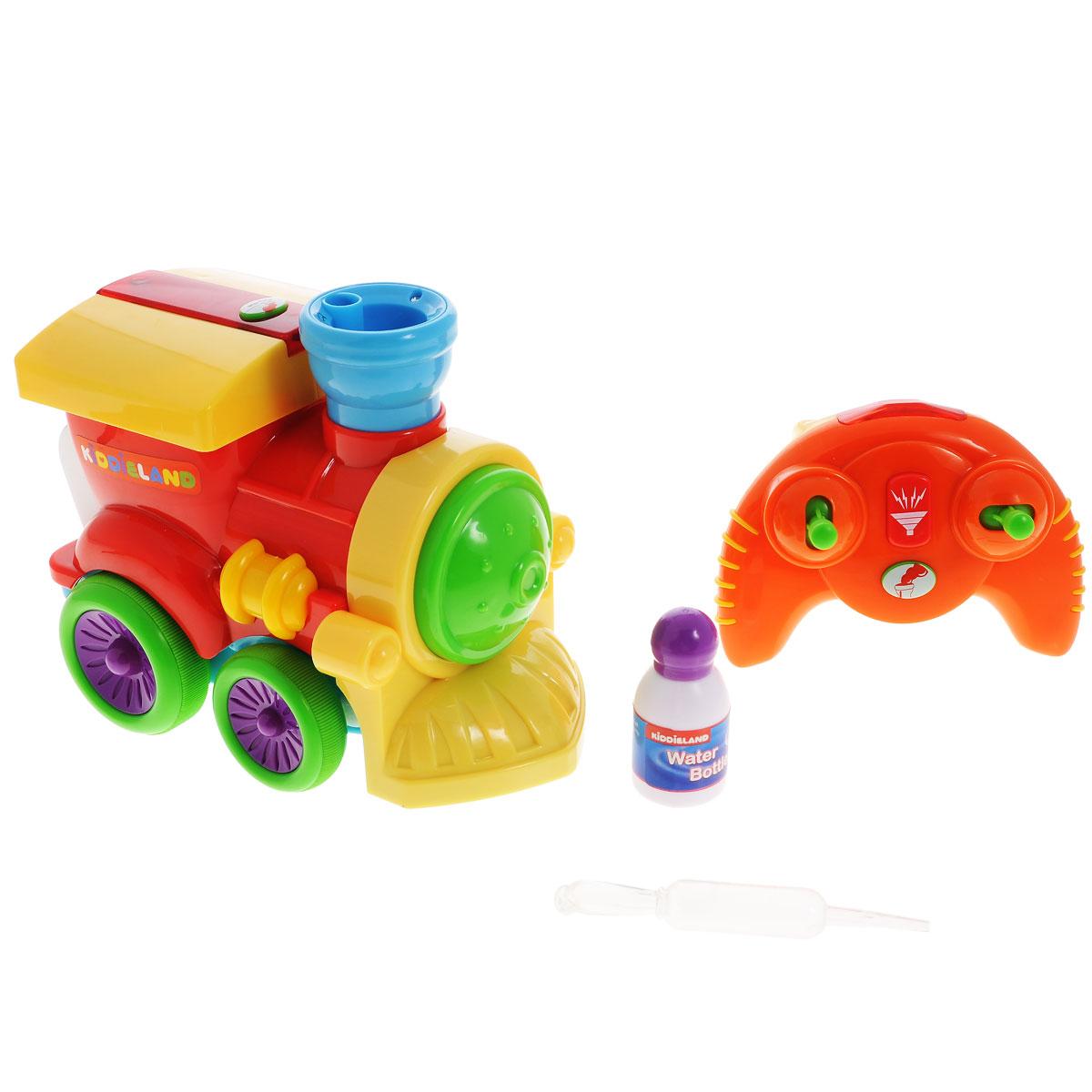 Kiddieland Развивающая игрушка  Паровозик  - Радиоуправляемые игрушки