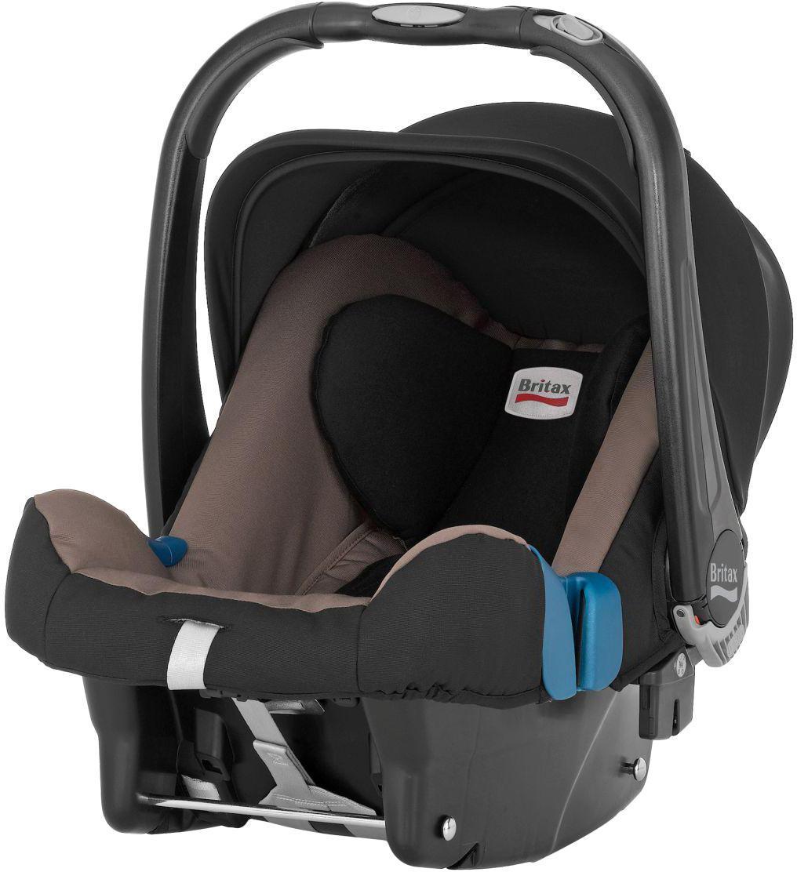 Romer Baby-Safe Plus II SHR Fossil brown ( до 13 кг) 2013 trendline21395599Кресло Romer Baby-Safe plus SHR II обладает аналогичными характеристиками с точки зрения безопасности и комфорта, как и кресло Baby-Safe plus II. Встроенные переходники позволяют легко установить кресло на детскую коляску для создания системы Travel System. Кроме того, кнопка для открывания одной рукой позволяет легко отсоединить кресло от коляски.· 5-точечный ремень безопасности регулируется одним движением· технология D-SIP® для превосходной защиты при боковом столкновении· регулируемые по высоте подголовник и ремень безопасности – удобная настройка спереди· встроенная система изменения наклона для перевода в горизонтальное положение для новорожденных· глубокие боковины с мягкой обивкой для безопасности и комфорта ребенка· совместимость с детскими колясками BRITAX, оснащенными механизмом CLICK & GO®· встроенные переходники для установки кресла на детские коляски BRITAX, оснащенные механизмом CLICK & GO®· механизм открывания ремня одной рукой для быстрого снятия с коляски· мягкая обивка ручки для более удобной переноски кресла· чехол для защиты от солнца и ветра с защитой от УФ-излучения 50+· ручка для переноски регулируется одной рукой в 3 положениях· быстросъемный стирающийся чехол с мягкой подкладкой, не требующий расцепления ремня безопасности