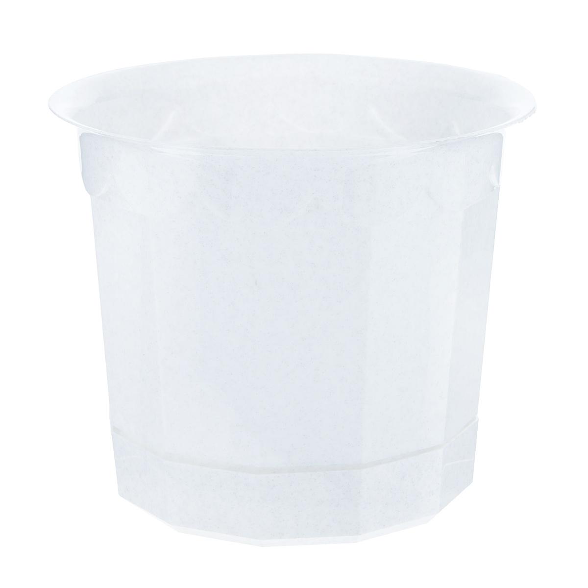 Горшок для цветов Полимербыт, с поддоном, диаметр 25 смZ-0307Горшок для цветов Полимербыт изготовлен из прочного пластика с расцветкой под мрамор. Снабжен поддоном для стока воды. Изделие прекрасно подходит для выращивания растений и цветов в домашних условиях.