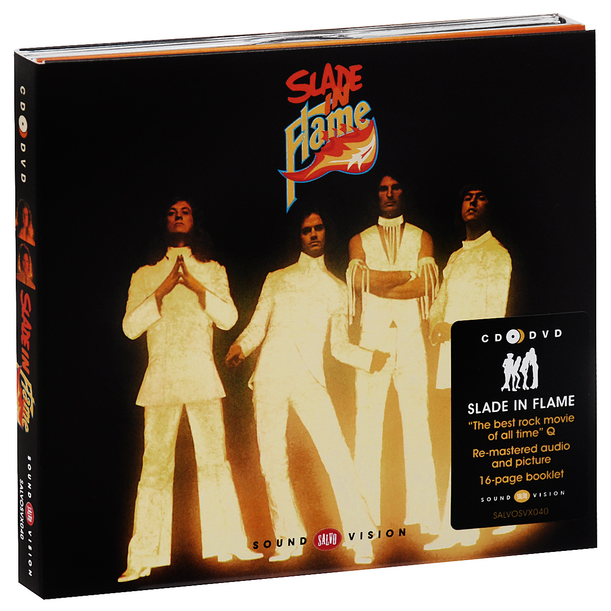 Slade Slade. Slade in Flame (CD + DVD) dirty dancing original soundtrack from the vestron motion picture cd dvd