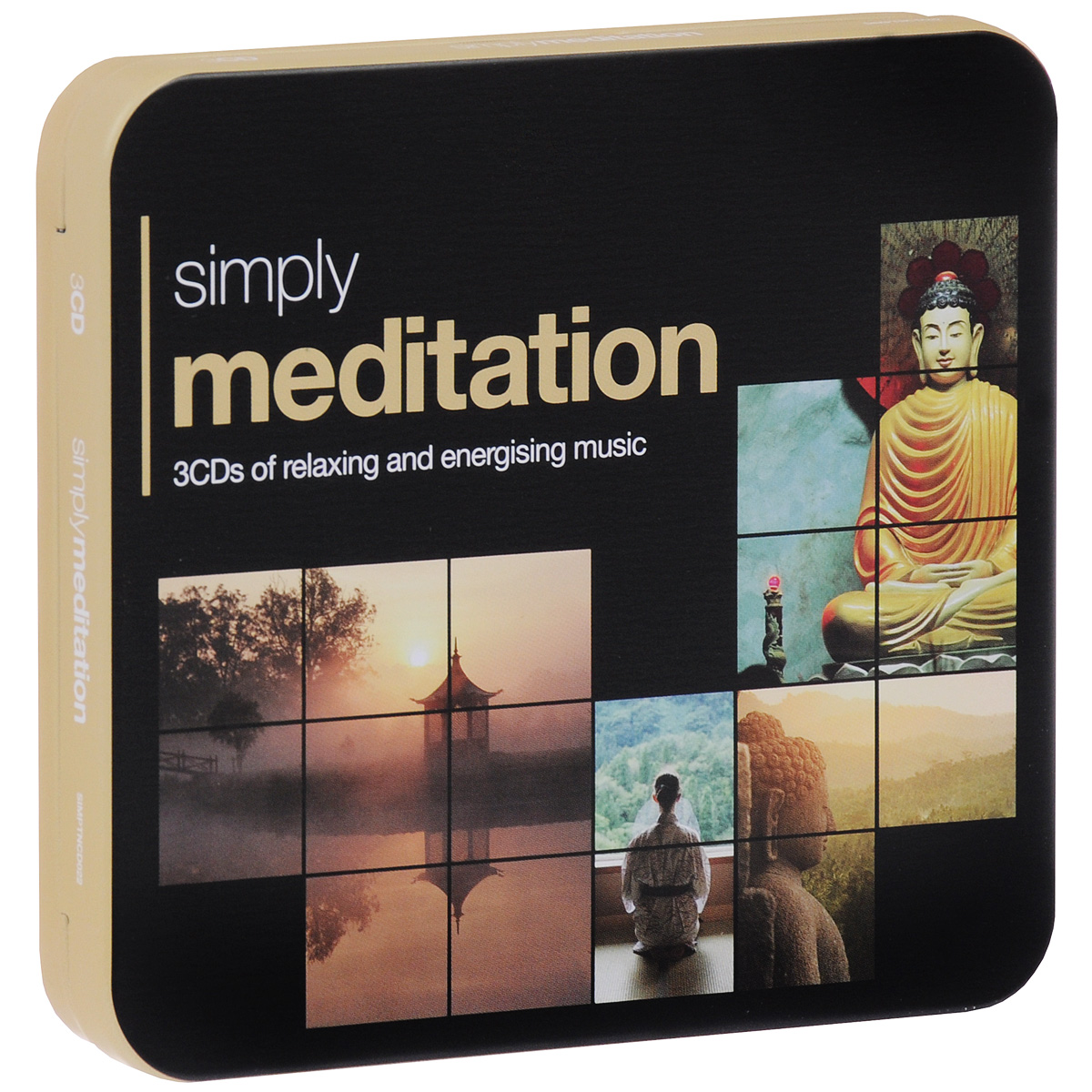 Simply Meditation (3 CD)