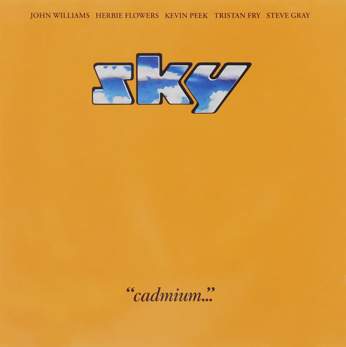Sky Sky. Cadmium (CD + DVD) sky sky sky 3 digitally remastered cd dvd