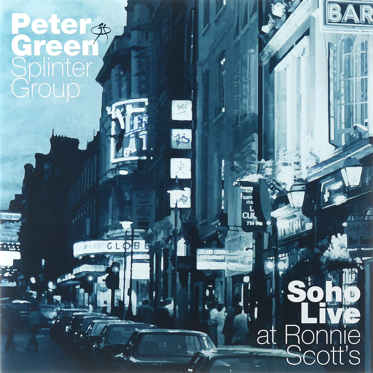 Peter Green Splinter Group Peter Green Splinter Group. Soho Live At Ronnie Scott's (2 LP) keneksi t3 green
