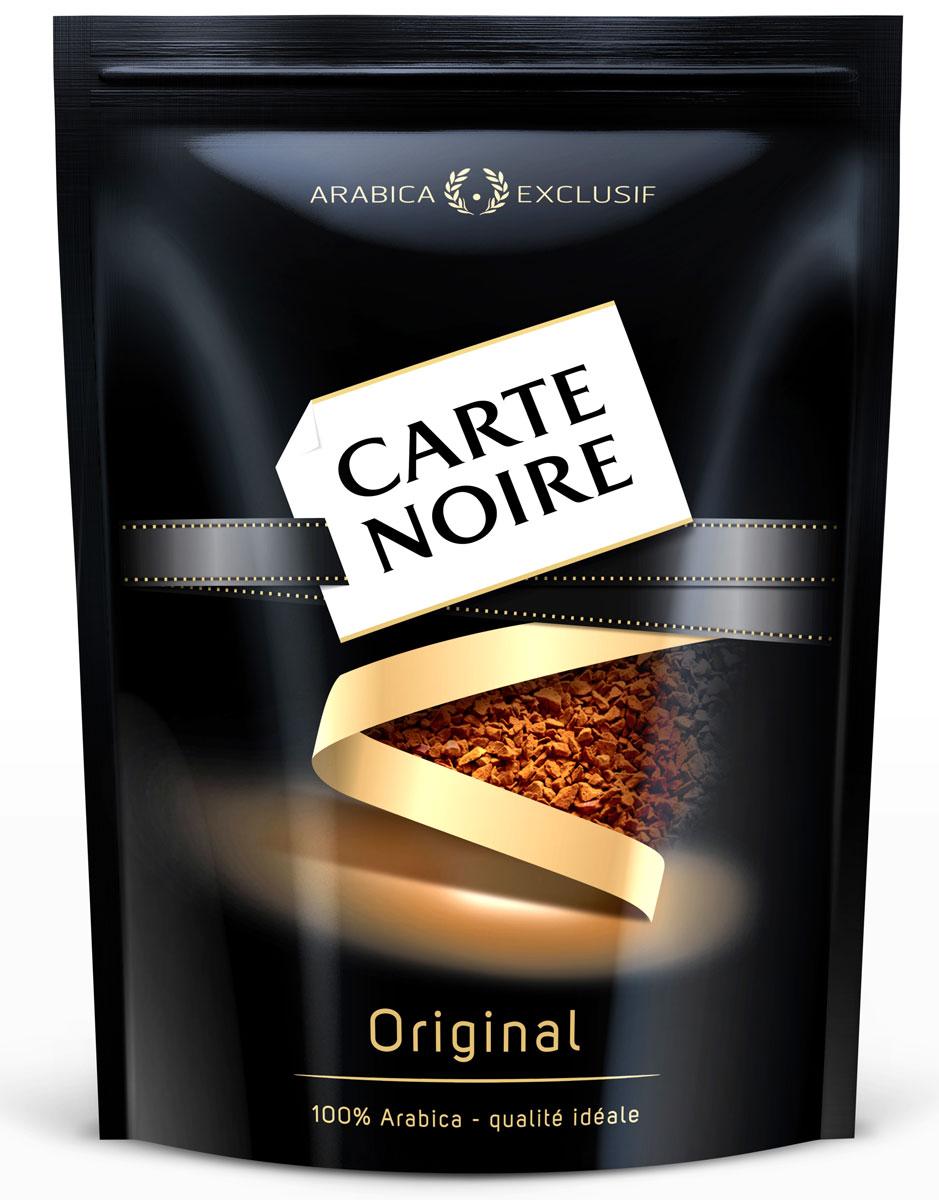 Carte Noire Original кофе растворимый, 150 г0120710Достигнув совершенства в кофейном мастерстве, Carte Noire создал новый стандарт качества кофе. Обжарка Carte Noire Огонь и Лед раскрывает всю интенсивность и богатство вкуса натурального кофейного зерна. Так же как лед украшает пламя, холодный поток останавливает обжарку на самом пике, чтобы создать совершенный насыщенный кофе. В этом столкновении контрастов рождается исключительность Carte Noire -его безупречный насыщенный вкус и непревзойденное качество.Для создания нового вкуса совершенного французского кофе Carte Noire используются высококачественные кофейные зерна 100% Arabica Exclusif. Способ приготовления: положите в чашку одну-две чайные ложки кофе Carte Noire. Добавьте горячую, но не кипящую воду.