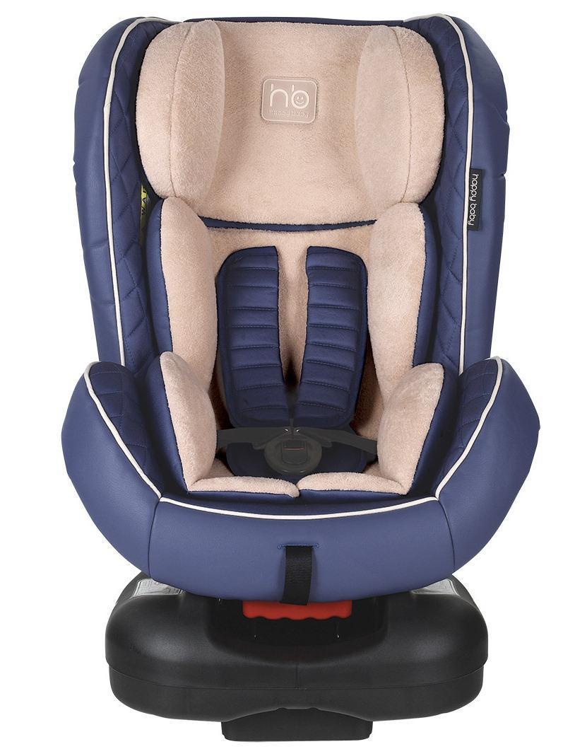 Автокресло Happy Baby Taurus BlueВетерок 2ГФTaurus - автомобильное кресло групп 0/I (для детей от 0 до 18 кг). Внешняя часть кресла выполнена из качественной экокожи, приятной на ощупь, которая не пачкается и имеет водоотталкивающий эффект. Благодаря дышащей фактурной вкладке малыш будет чувствовать себя комфортно. Кресло имеет 4 положения наклона спинки, оснащено удобным механизмом регулировки. Ребенок фиксируется в кресле с помощью пятиточечных ремней безопасности, оснащенных регулируемыми по высоте накладками. Вы можете комфортно поместить малыша в кресло и быть уверенными в его безопасности. Автокресло крепится в автомобиле с помощью трехточечных штатных ремней безопасности и устанавливается лицом по ходу или против движения автомобиля.