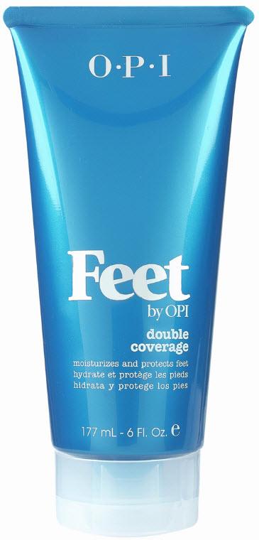 OPI Feet Средство для ног Двойная защита, 177 млFS-54114Двойная защита Double Coverage FT116. Увлажняет и защищает кожу ног. В состав входит масло косточек дерева ШИ. Содержит хлопковую пудру, которая покрывает кожу ног невидимым слоем и предотвращает появление кожных заболеваний.