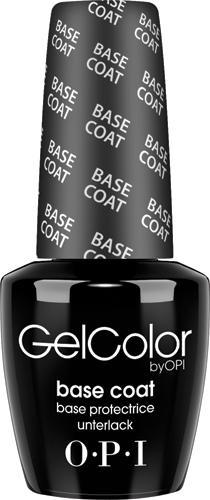 OPI Базовое покрытие GelColor, 15 мл1092018Базовое покрытие для гель-лака GelColor OPI. GelColor OPI - это 100% гель для ногтей, который Вы можете носить до трех недель! Базовое покрытие - первый шаг в трехступенчатой системе гелевого маникюра. Помимо стойкого яркого маникюра, гель-лак для ногтей GelColor OPI обеспечит лечение ногтей, потому что база для гель-лака GelColor не проникает в кератин ногтя, а цветной слой и верхнее покрытие для гель-лака OPI защищают ногтевую пластину от внешних повреждений. Наносить Гельколор OPI следует у мастера по маникюру и педикюру, потому что для процедуры покрытия гель-лаком нужна профессиональная уф-лампа. Снять гель-лак в домашних условиях очень легко: достаточно нанести на специальные салфетки Expert Touch OPI жидкость для снятия лака и обернуть ногти на 15 минут, затем GelColor OPI легко снимается с ногтей.