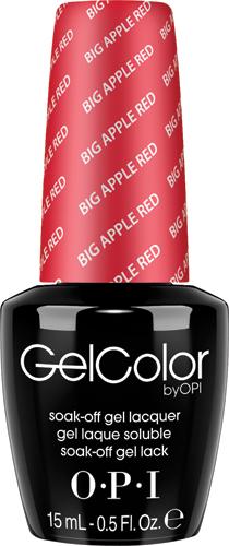 OPI Гель-лак GelColor Big Apple Red, 15 млB2552600GELCOLOR от OPI. ГЕЛЬКОЛОР это 100% гель в лаковом флаконе! В отличие от гелей-лаков, из-за отсутствия лаковой составляющей ГЕЛЬКОЛОР не подвержен сколам и трещинам. Ультра-быстрое светоотверждение в LED-лампе OPI! Всего лишь 4 минуты на все слои включая базу и верхнее покрытие на всех пальцах! Не требует шлифовки ногтей перед нанесением и опиливания при снятии, а значит — не травмирует ногти! Снимается за 15 минут отмачиванием.ГЕЛЬКОЛОР - экономичен! ГЕЛЬКОЛОР - это высочайшее качество OPI по доступной цене. Оттенки легендарных лаков OPI при желании можно наносить поверх ГЕЛЬКОЛОР. Сравните стоимость ГЕЛЬКОЛОР с другими марками и Вы увидите разницу!Стойкое и сияющее покрытие на недели вперед с GELCOLOR.ГЕЛЬКОЛОР это 100% гель в лаковом флаконе! В отличие от гелей-лаков, из-за отсутствия лаковой составляющей ГЕЛЬКОЛОР не подвержен сколам и трещинам.Ультра-быстрое светоотверждение в LED-лампе OPI! Всего лишь 4 минуты на все слои включая базу и верхнее покрытие на всех пальцах!Не требует шлифовки ногтей перед нанесением и опиливания при снятии, а значит — не травмирует ногти! Снимается за 15 минут отмачиванием.ГЕЛЬКОЛОР - экономичен! ГЕЛЬКОЛОР - это высочайшее качество OPI по доступной цене.Повторяют оттенки легендарных лаков OPI, которые при желании можно наносить поверх ГЕЛЬКОЛОР.Сравните стоимость ГЕЛЬКОЛОР с другими марками и Вы увидите разницу!Стойкое и сияющее покрытие на недели вперед с GELCOLOR.