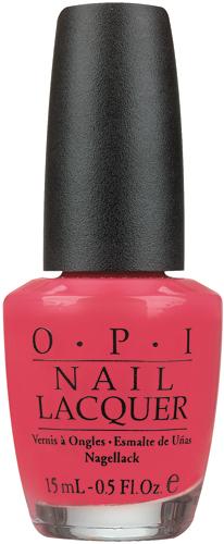 OPI Лак для ногтей Charged Up Cherry, 15 млSC-FM20104Лак для ногтей OPI быстросохнущий, содержит натуральный шелк и аминокислоты. Увлажняет и ухаживает за ногтями. Форма флакона, колпачка и кисти специально разработаны для удобного использования и запатентованы.