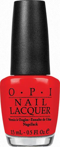 OPI Лак для ногтей Hong Kong Red My Fortune, 15 млGCT23Лак для ногтей OPI быстросохнущий, содержит натуральный шелк и аминокислоты. Увлажняет и ухаживает за ногтями. Форма флакона, колпачка и кисти специально разработаны для удобного использования и запатентованы.