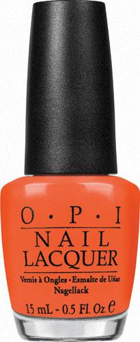 OPI Лак для ногтей Hong Kong A Good Mandarin is Hard to Find, 15 млGCV34Лак для ногтей OPI быстросохнущий, содержит натуральный шелк и аминокислоты. Увлажняет и ухаживает за ногтями. Форма флакона, колпачка и кисти специально разработаны для удобного использования и запатентованы.