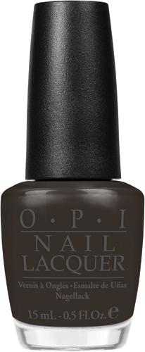 OPI Лак для ногтей Touring America Get in the Expresso Lane, 15 мл5010777139655Лак для ногтей OPI быстросохнущий, содержит натуральный шелк и аминокислоты. Увлажняет и ухаживает за ногтями. Форма флакона, колпачка и кисти специально разработаны для удобного использования и запатентованы.