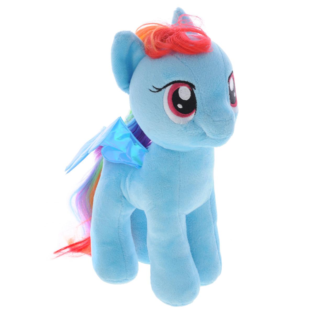 My Little Pony Мягкая игрушка Rainbow Dash, 28 см