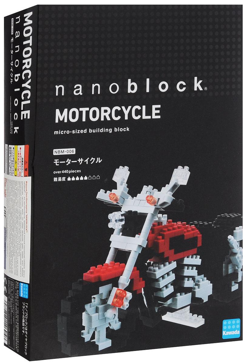 купить  Nanoblock Мини-конструктор Мотоцикл  недорого