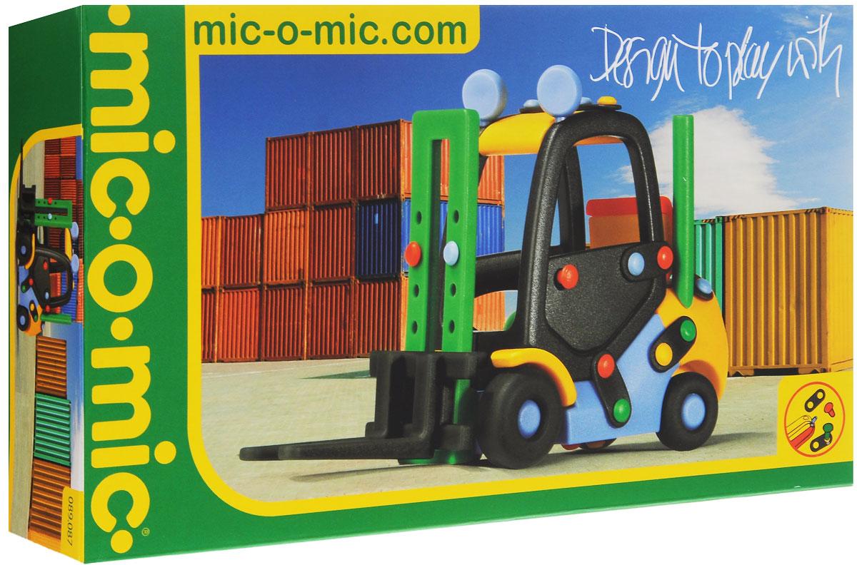 Mic-o-Mic Конструктор Погрузчик mic o mic конструктор автомобиль гоночный малый