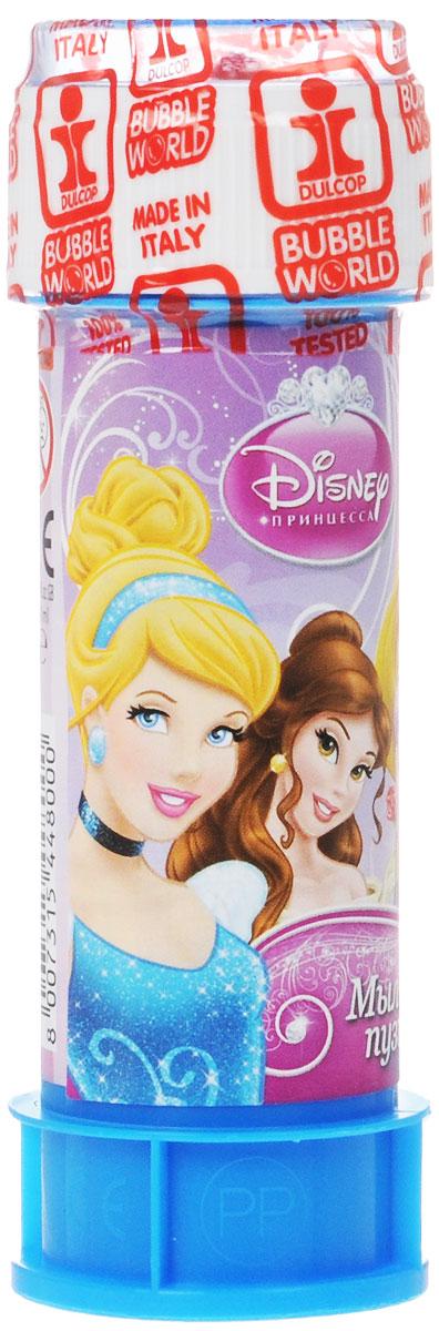 Веселая затея Мыльные пузыри  Disney: Принцессы , 60 мл -  Мыльные пузыри