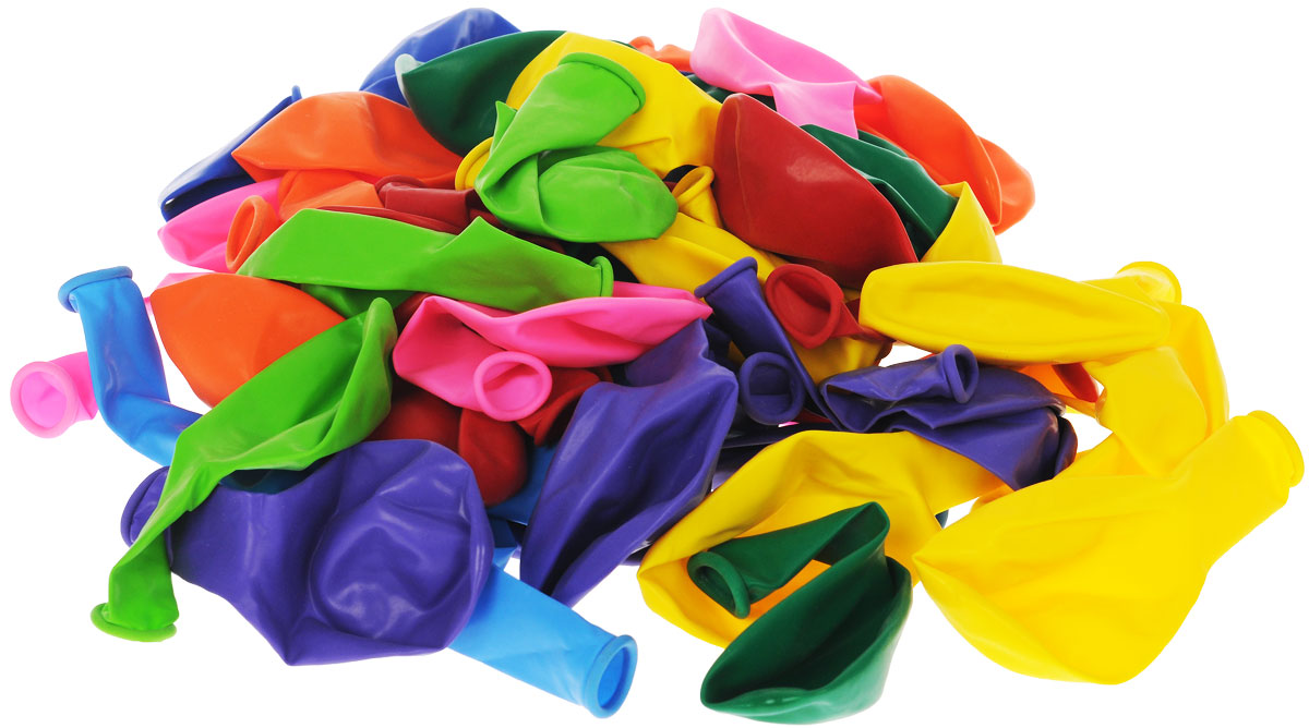 Веселая затея Набор воздушных шаров