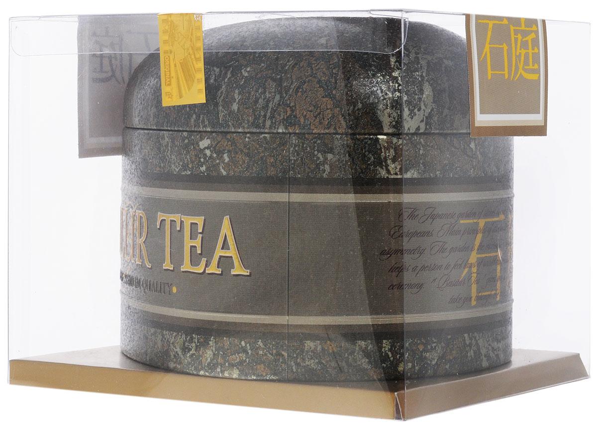 Basilur Ceylon FBOP черный листовой чай, 100 г (жестяная банка)70193-00Чай чёрный цейлонский байховый листовой Basilur Ceylon с типсами. Чайные почки - типсы - являются отличительным признаком высокого качества чая класса премиум. Два аккуратно скрученных листка и почка при заваривании создают неповторимый медовый аромат и тонкий нежный вкус - это и есть Basilur Особый чай стандарта FBOPF Extra Special, выращенный на горных склонах острова Цейлон.
