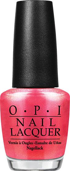 OPI Лак для ногтей Cant Hear Myself Pink!, 15 млGCM27Лак для ногтей из коллекции Brights OPI 2015. Розовый металлик. Палитра лаков Brights OPI - это яркие лаки для ногтей, которые отлично смотрятся как на длинных, так и на коротких ногтях. Для более насыщенного маникюра наносите лаки Brights поверх базового покрытия белого цвета. Вся коллекция представлена также и в гель-лаке GelColor.