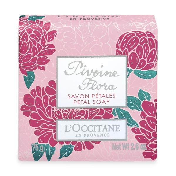 LOccitane Мыло Пион 75 гC5231100Мыло деликатно очищает кожу рук и тела, оставляя яркий цветочный аромат. Содержит экстракт Пиона из региона Дром.