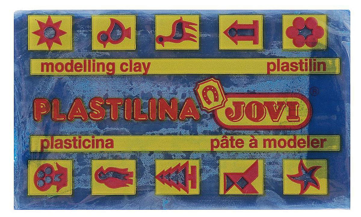 Jovi Пластилин, цвет: синий, 50 г730396Пластилин Jovi - лучший выбор для лепки, он обладает превосходными изобразительными возможностями и поэтому дает простор воображению и самым смелым творческим замыслам. Пластилин, изготовленный на растительной основе, очень мягкий, легко разминается и смешивается, не пачкает руки и не прилипает к рабочей поверхности. Пластилин пригоден для создания аппликаций и поделок, ручной лепки, моделирования на каркасе, пластилиновой живописи - рисовании пластилином по бумаге, картону, дереву или текстилю. Пластические свойства сохраняются в течение 5 лет.