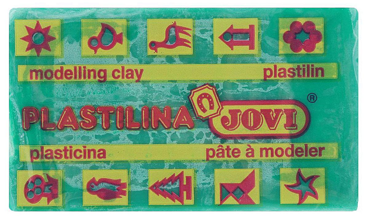 Jovi Пластилин, цвет: темно-зеленый, 50 г72523WDПластилин Jovi - лучший выбор для лепки, он обладает превосходными изобразительными возможностями и поэтому дает простор воображению и самым смелым творческим замыслам. Пластилин, изготовленный на растительной основе, очень мягкий, легко разминается и смешивается, не пачкает руки и не прилипает к рабочей поверхности. Пластилин пригоден для создания аппликаций и поделок, ручной лепки, моделирования на каркасе, пластилиновой живописи - рисовании пластилином по бумаге, картону, дереву или текстилю. Пластические свойства сохраняются в течение 5 лет.