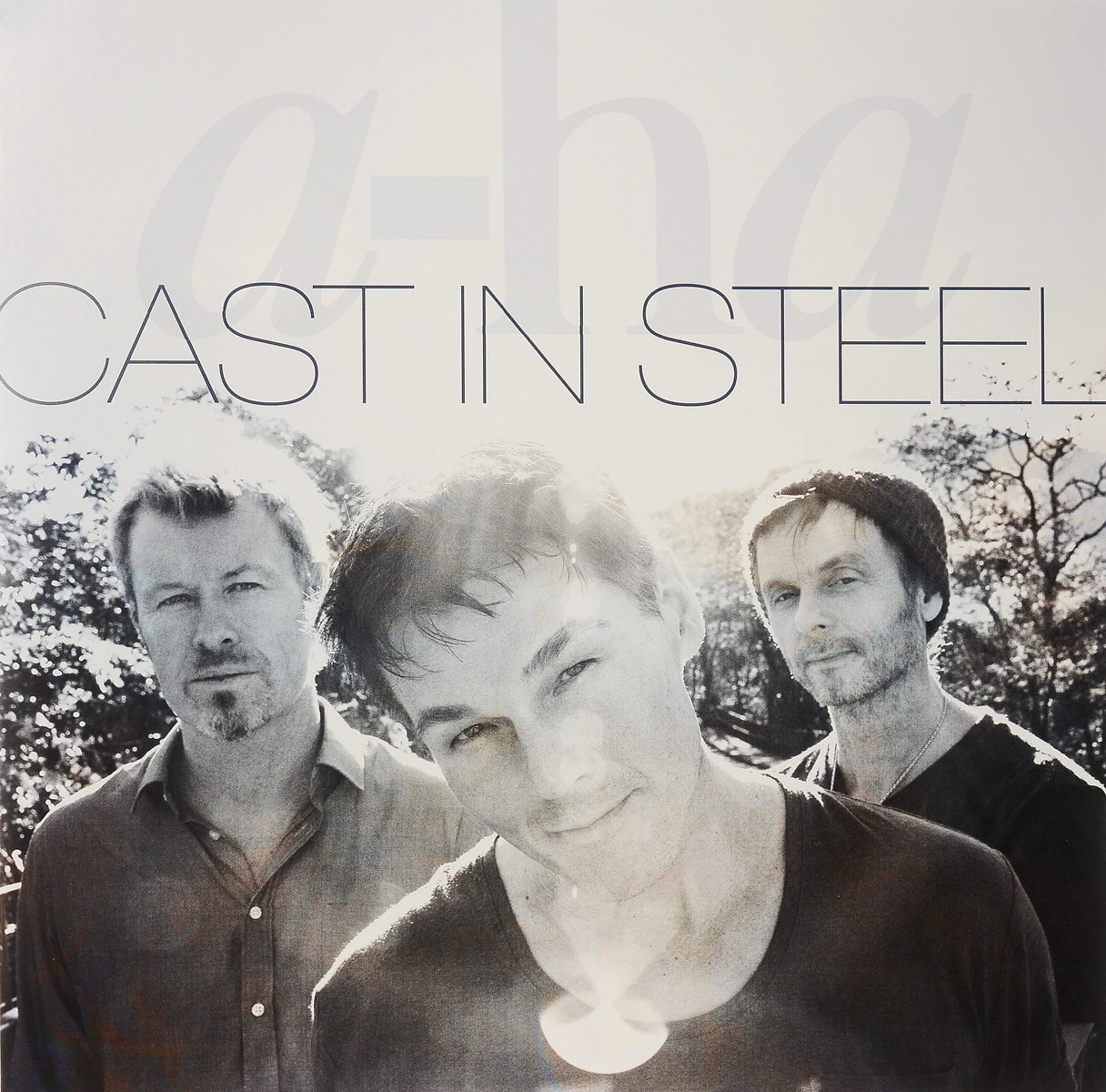 A-Ha A-Ha. Cast In Steel (LP) it8712f a hxs