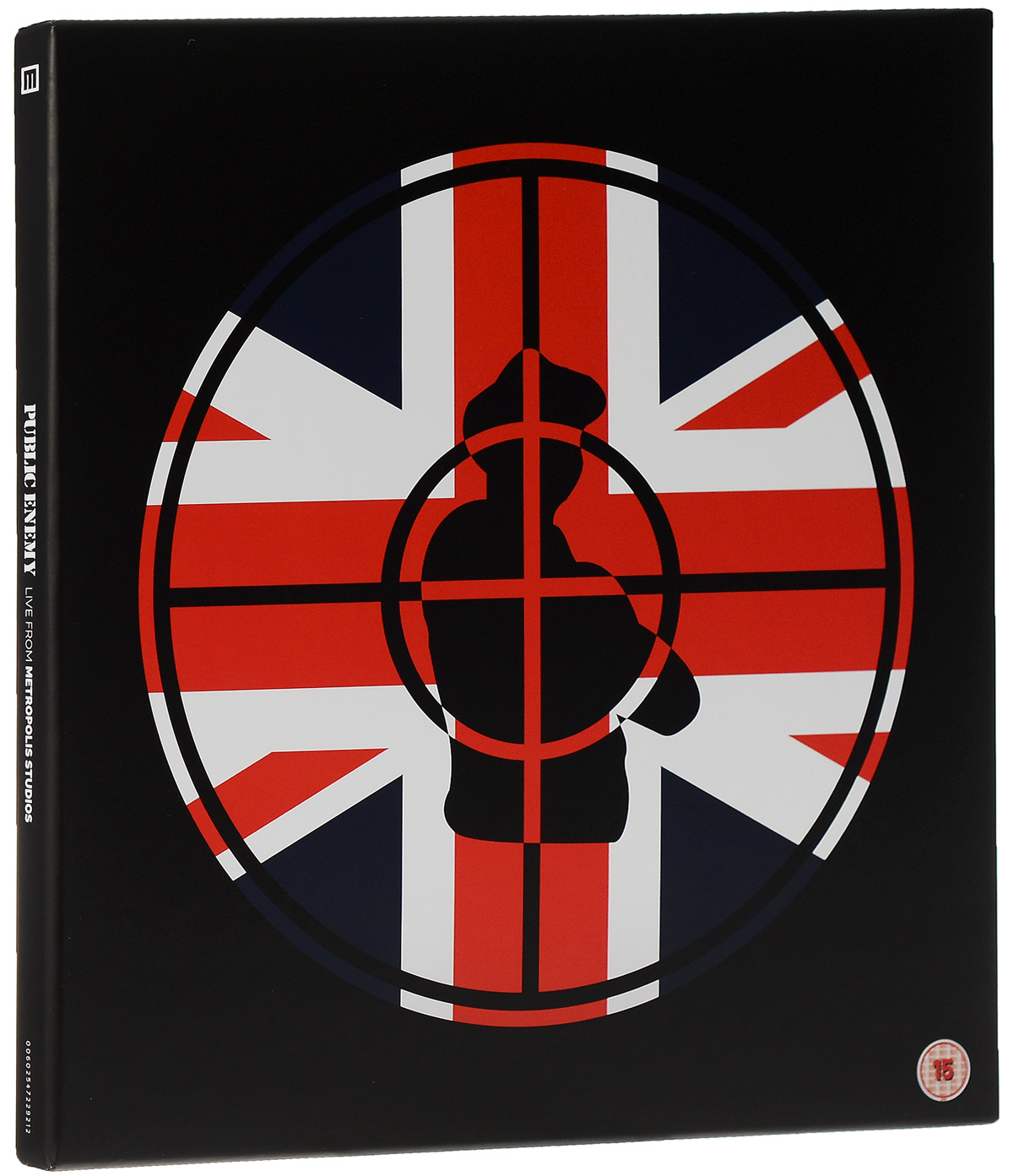 Public Enemy Public Enemy. Live From Metropolis Studios (2 LP) public enemy public enemy live from metropolis studios limited edition 2 cd 2 lp blu ray