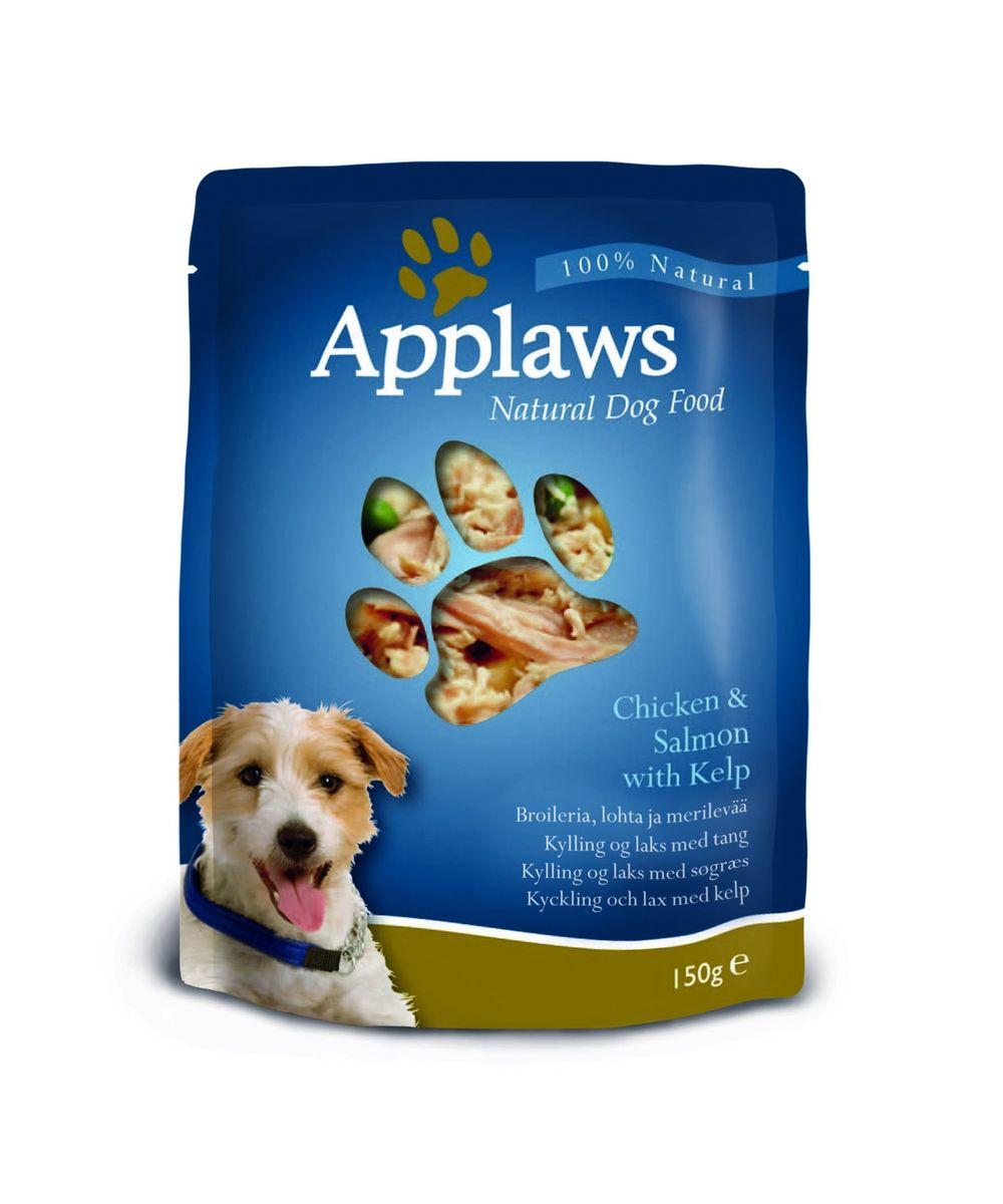 Консервы для собак Applaws, с курицей, лососем и овощным ассорти, 150 г39666Каждая упаковка Applaws содержит порцию свежего мяса, приготовленного в собственном бульоне с лакомыми добавками. Не содержит ГМО, синтетических консервантов или красителей. Не содержит вкусовых добавок.Состав: филе цыпленка 45%, куриный бульон 24%, лосось 15%, кукуруза 8%, брокколи 7%, рис 1%.Анализ: белок 19%, жиры 0,85%, зола 0,34%, клетчатка 0,2%, влага 78%.Товар сертифицирован.