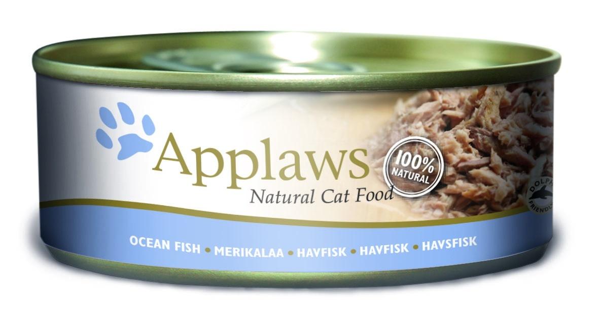Консервы Applaws, для кошек, с океанической рыбой, 156 г10321Каждая баночка Applaws содержит порцию свежего мяса, приготовленного в собственном бульоне. Для приготовления любого типа консервов используется мясо животных свободного выгула, выращенных на фермах Англии. В состав каждого рецепта входит только три/четыре основных ингредиента и ничего более. Не содержит ГМО, синтетических консервантов или красителей. Не содержит вкусовых добавок.Состав: филе макрели 45%, филе тунца 24%, рыбный бульон 24%, рис 1%.Анализ: белок 12 %, клетчатка 1 %, жиры 1 %, зола 3 %, влага 83 %.Товар сертифицирован.