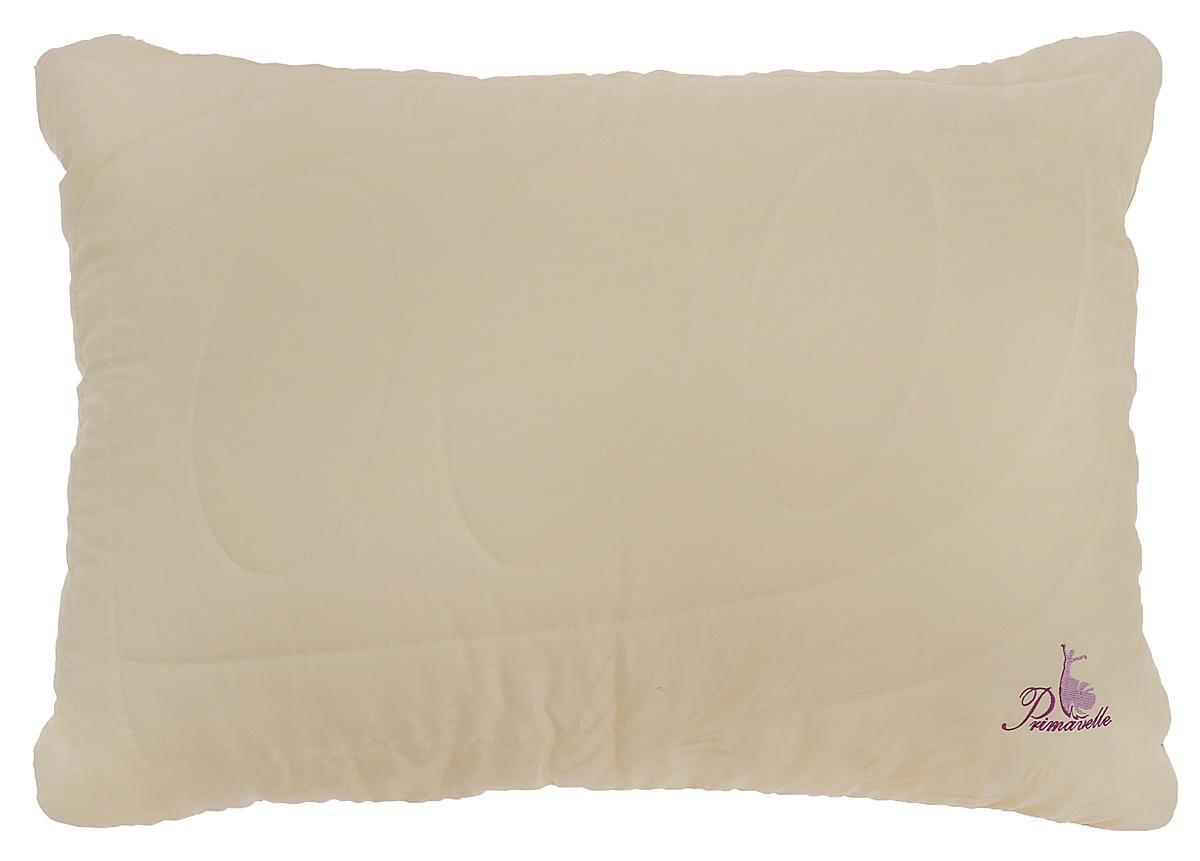 Подушка Primavelle Soya Premium, наполнитель: соя, цвет: слоновая кость, 50 х 72 смS03301004Чехол подушки Primavelle Soya Premium выполнен из 100% тенсела. Наполнитель подушки состоит из сои (70%) и полиэфира (30%). Стежка надежноудерживает наполнитель внутри и не позволяет ему скатываться.Постельные принадлежности с инновационным наполнителем из соевого волокна мягкие как шелк, но теплые как кашемир. Наполнитель из волокна сои обладает отличной терморегуляцией, и вентилирующей способностью и при этом не вызывает аллергии. Благодаря содержанию в сое аминокислот, которые оказывают благоприятное воздействие на кожу человека, постельные принадлежности обладают уникальными свойствами: стимулируют обмен веществ, снижают воспалительные процессы, предотвращают старение кожи. Постельные принадлежности с волокном сои – гипоаллергенная альтернатива принадлежностям с натуральной шерстью. Двухкамерная подушка Primavelle Soya Premium порадует вас своей мягкостью и высоким согревающим эффектом.Подушка упакована в тканевый чехол на змейке с ручкой, что являетсячрезвычайно удобным при переноске.Рекомендации по уходу:- Допускается стирка при 40 градусах,- Нельзя отбеливать. При стирке не использовать средства, содержащие отбеливатели (хлор),- Не гладить. Не применять обработку паром,- Химчистка с использованием углеводорода, хлорного этилена,- Нельзя выжимать и сушить в стиральной машине. Размер подушки: 50 см х 72 см. Материал чехла: 100% тенсел. Материал наполнителя: внешний - 70% соя, 30% полиэфир, внутренний - микроволокно Filium (100% полиэстер).