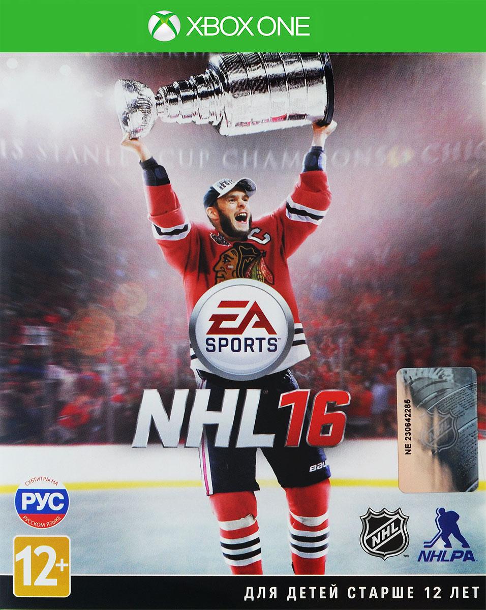 NHL 16 (Xbox one), EA Canada