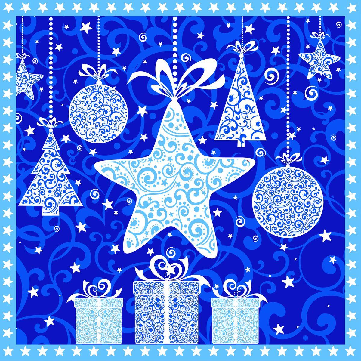 Салфетки бумажные Gratias Игрушки, цвет: синий, трехслойные, 33 х 33 см, 20 штIRK-503Трехслойные бумажные салфетки Gratias Игрушки, выполненные из натуральной целлюлозы, станут отличным дополнением любого праздничного стола. Они отличаются необычной мягкостью и прочностью. Размер листа: 33 х 33 см. Количество слоев: 3.