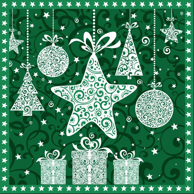 Салфетки бумажные Gratias Игрушки, цвет: зеленый, трехслойные, 33 х 33 см, 20 шт91530Трехслойные бумажные салфетки Gratias Игрушки, выполненные из натуральной целлюлозы, станут отличным дополнением любого праздничного стола. Они отличаются необычной мягкостью и прочностью. Размер листа: 33 х 33 см. Количество слоев: 3.