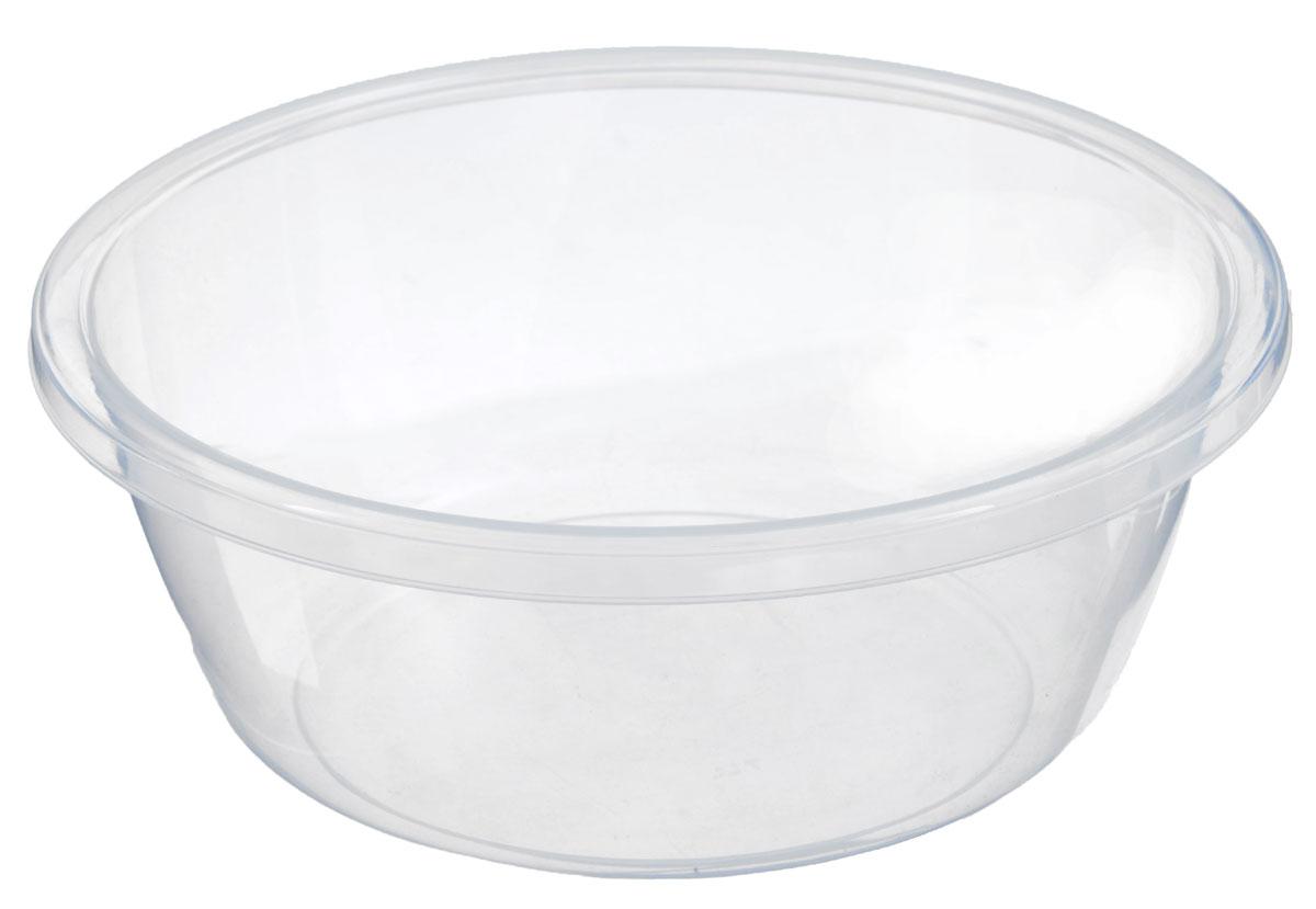 Таз Dunya Plastik, цвет: прозрачный, 7 л контейнер dunya plastik цвет синий прозрачный 2 20 л