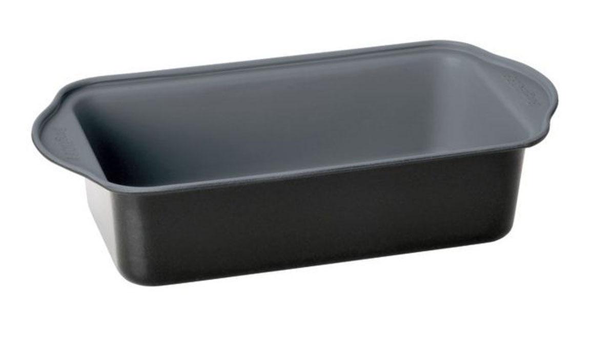 Форма для выпечки BergHOFF Earthchef, 30 х 15 смFS-91909Корпус формы для выпечки BergHOFF Earthchef выполнен из высокоуглеродистой стали для энергосберегающего и равномерного прогревания, что обеспечивает однородность выпечки. Внутреннее покрытие - антипригарное Ferno Green, которое не содержит ПФОК, что позволяет легко извлечь выпечку из формы. Легко моется.Рекомендуется мыть вручную. Подходит для использования в духовом шкафу.Внешние размеры: 30 см х 15 см.Внутренние размеры: 23,5 см х 12,5 см.Высота: 7 см.