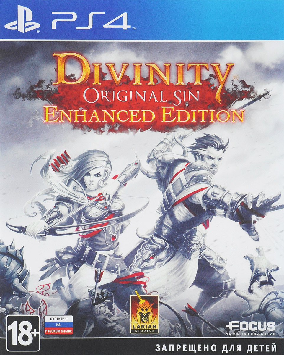 Divinity. Original Sin: Enhanced Edition (PS4)