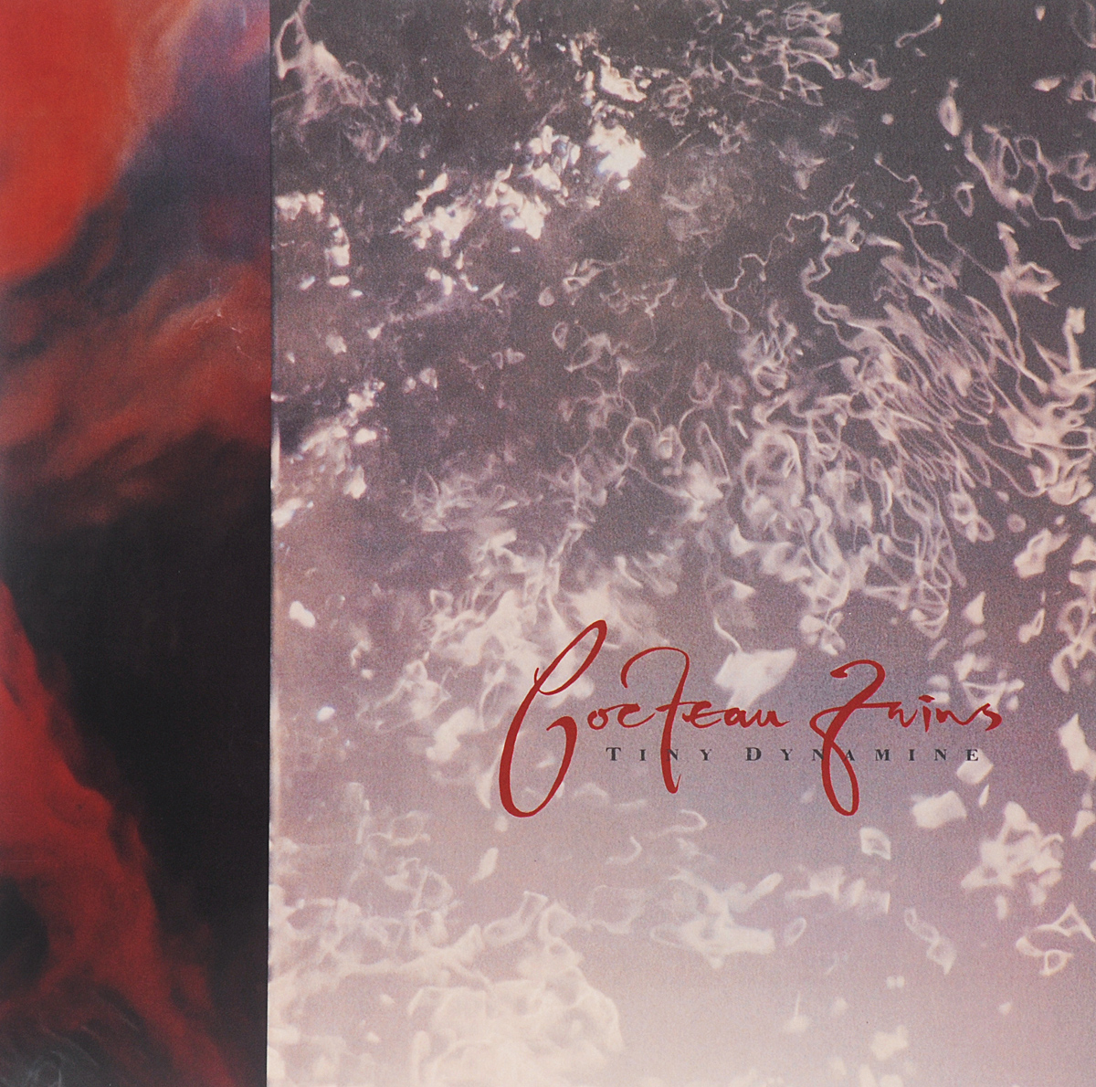 купить Cocteau Twins Cocteau Twins. Tiny Dynamine / Echoes In A Shallow Bay (LP) дешево