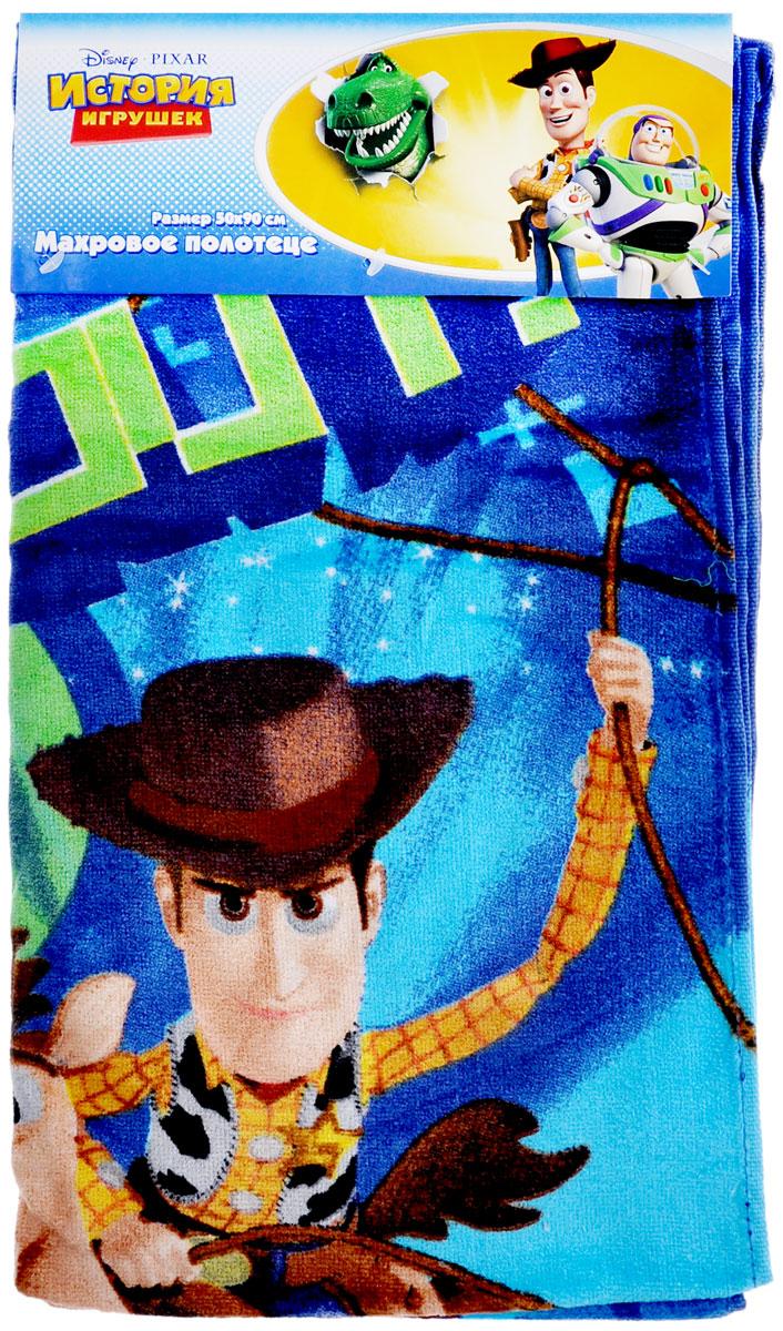 Mona Liza Полотенце махровое История игрушек, 50 см х 90 см508992/2Махровое полотенце Mona Liza История игрушек, выполненное из натурального 100% хлопка, подарит вам и вашему малышу мягкость и необыкновенный комфорт в использовании. Полотенце украшено изображениями героев мультфильма История игрушек.Красочное изображение любимых героев и невероятная мягкость полотенца обязательно приведут в восторг вашего ребенка и превратят любое купание в веселую и увлекательную игру. Ткань не вызывает аллергических реакций, обладает высокой гигроскопичностью и воздухопроницаемостью. Полотенце великолепно впитывает влагу, нежное на ощупь и не теряет своих свойств после многократной стирки. Порадуйте себя и своего ребенка таким замечательным подарком! Режим стирки: при 40°С; плотность плетения ткани: средняя.