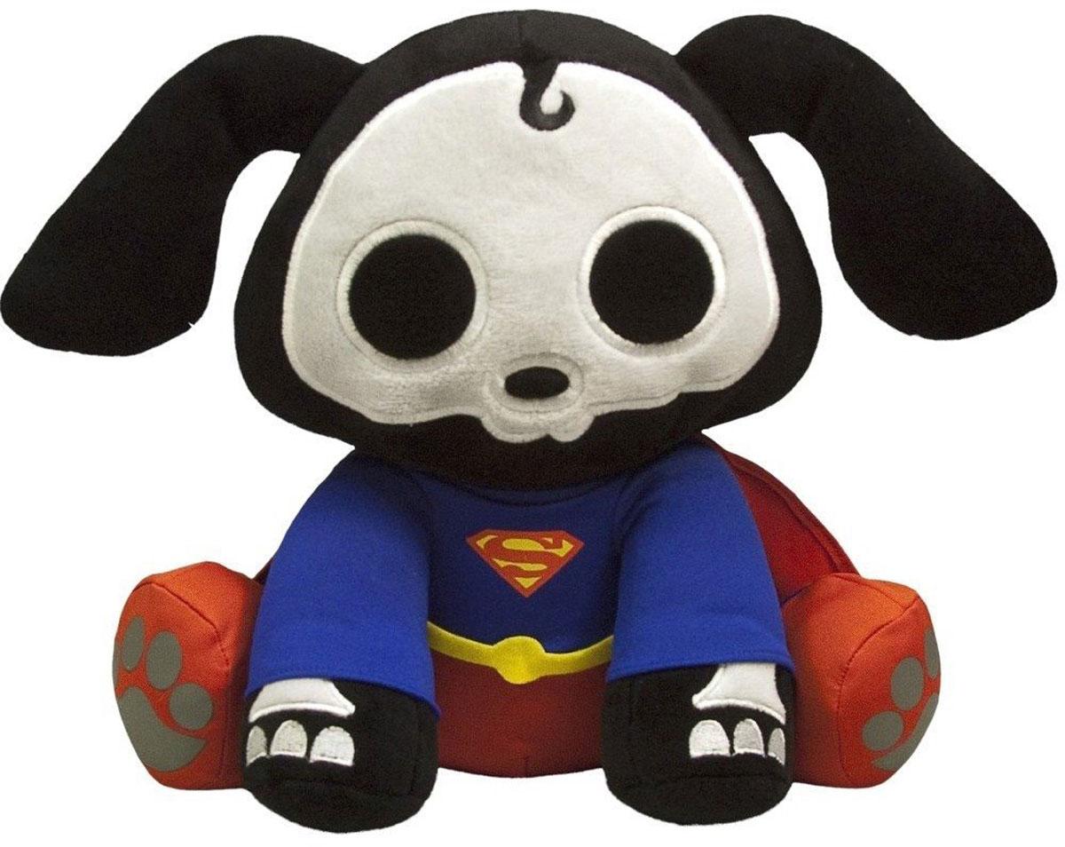Cкелэнималс. Плюшевая фигурка Дакс Супермен