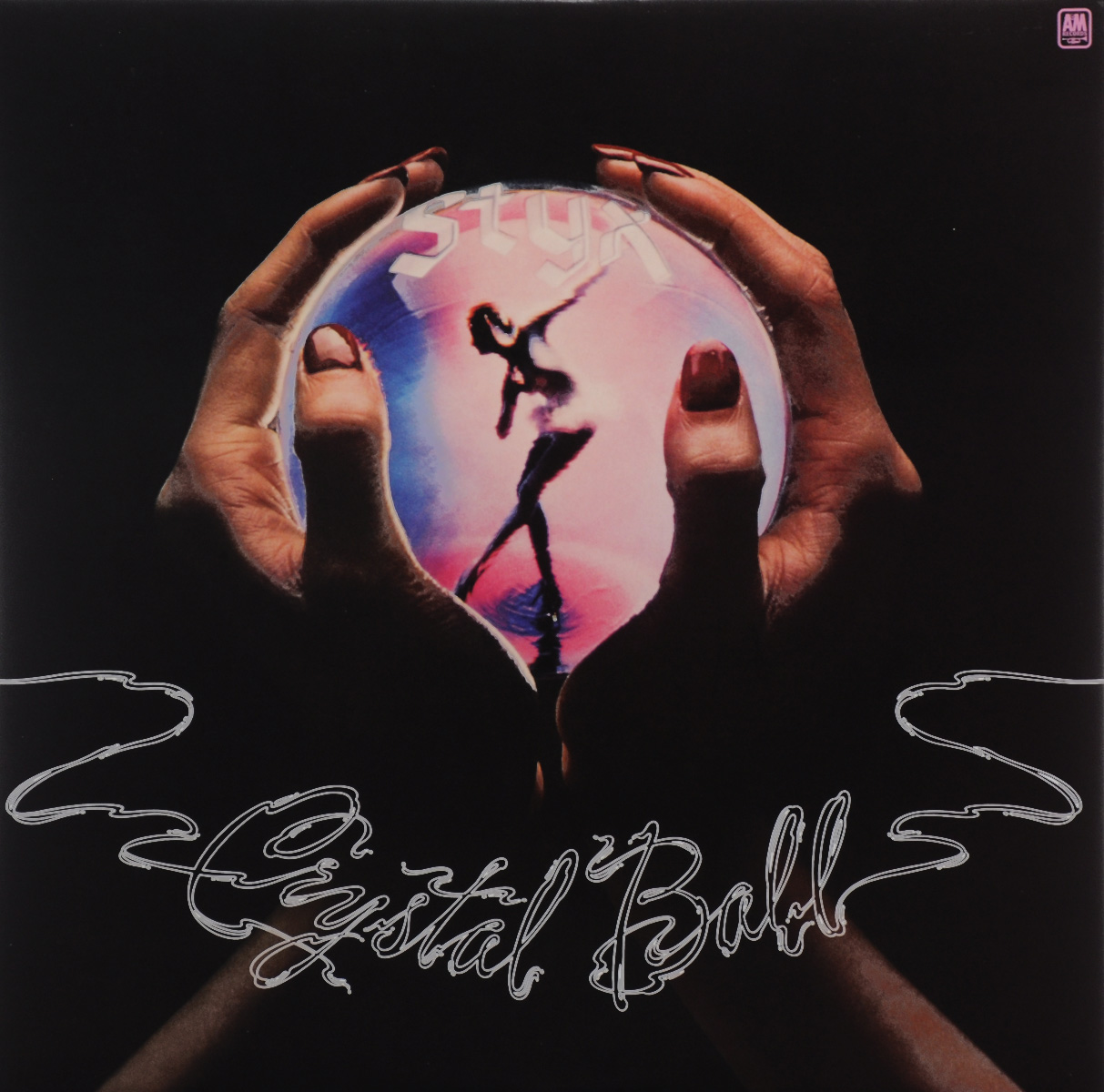 Styx Styx. Crystal Ball (LP)