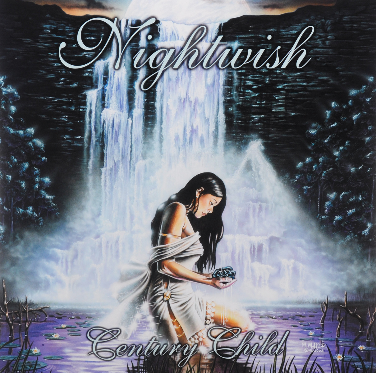 Nightwish Nightwish. Century Child (2 LP) nightwish endless forms most beautiful 2 cd