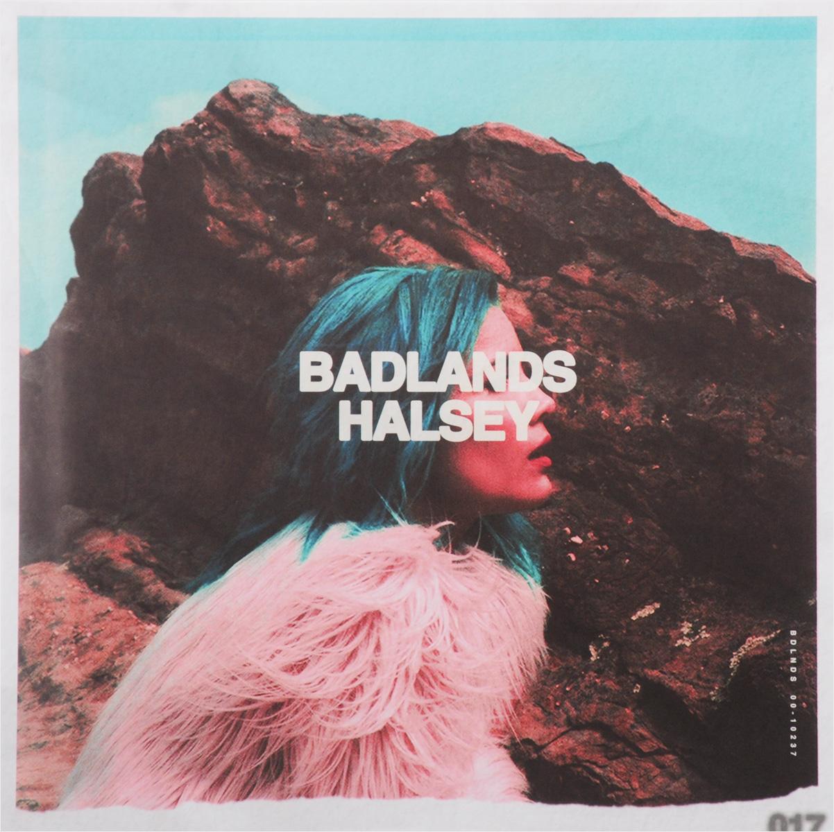 Halsey Halsey. Badlands (LP) badlands обувь