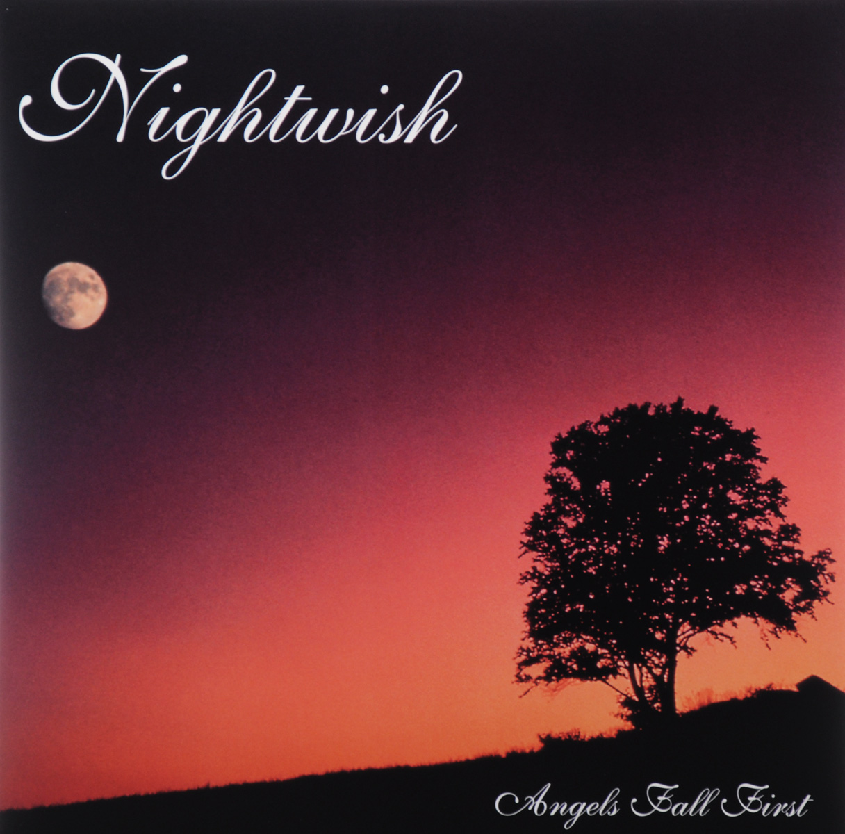 Nightwish Nightwish. Angels Fall First (2 LP) nightwish endless forms most beautiful 2 cd