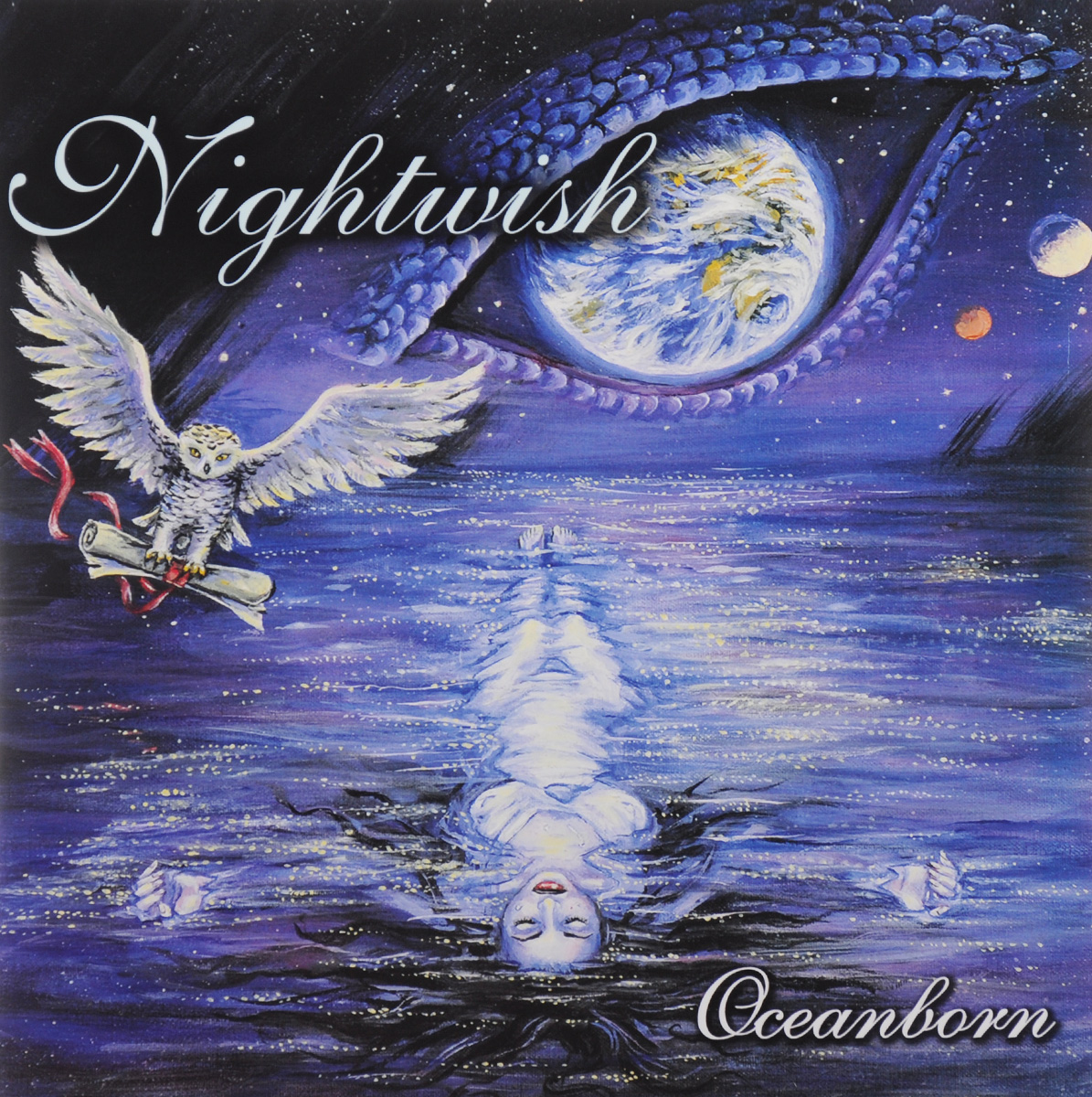 Nightwish Nightwish. Oceanborn (2 LP) nightwish nightwish over the hills and far away special celebration edition 2 lp