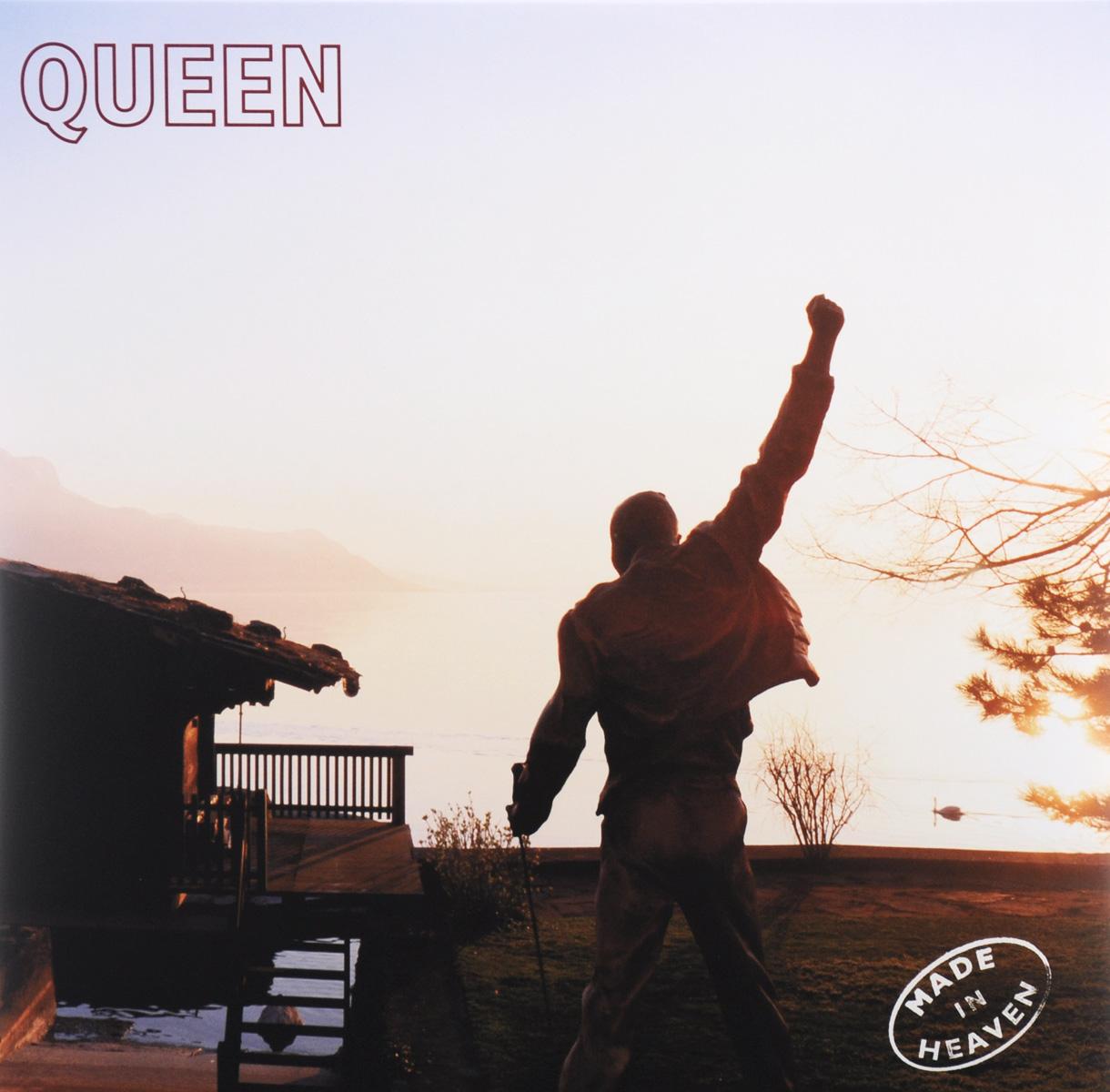 Queen Queen. Made In Heaven (2 LP) queen queen queen ii lp