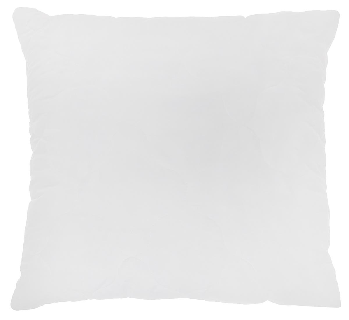 Подушка Sleeper Модена, наполнитель: силиконизированное волокно, цвет: белый, 68 х 68 см03(18)141ЕПодушка Sleeper Модена представляет собой стеганый чехол из полиэстера с наполнителем из силиконизированного волокна. Особенности подушки Sleeper Модена:- не вызывает аллергических реакций; - воздухопроницаема; - не впитывает запахи; - имеет удобную форму. Материал чехла: 100% полиэстер.Наполнитель: шарики из силиконизированного волокна. Вес наполнителя: 300 г.